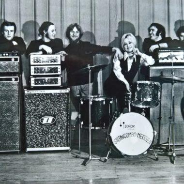 Stern Combo Meissen mit Veronika Fischer 1971