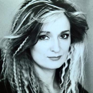 Veronika Fischer 1989 Foto: Kristina Jentzsch
